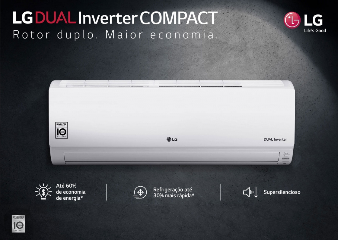 LG Dual Inverter Compact